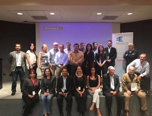 Panel de Selección de Empresas ENLACE+E Puebla