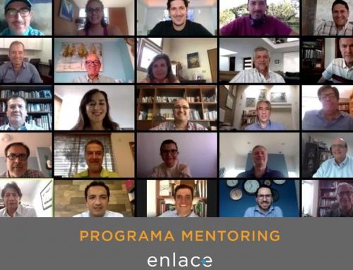Concluye con éxito el Programa Digital de Mentoring enlace+